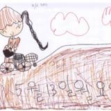 [7세 유치원생] 어제 자전거 탔어요