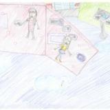 [9세 초등학생] 그림일기