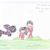 [7세 유치원생] 나하고 아빠. 엄마. 영빈. 삼촌이랑…
