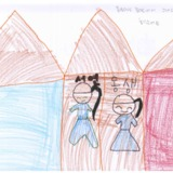 [7세 유치원생] 동생이랑 놀이터에서 그네타면서…