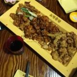 160711 저녁 (명지대 노랑통닭)
