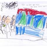 [7세 어린이] 분수대 앞에서 재훈이 형이랑 축구