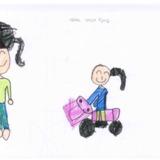 [7세 유치원생] 엄마랑 자전거 탔어요<br />